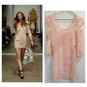 Bec and Bridge 100% Silk Mini Dress Size 6